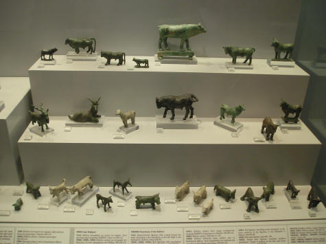 Animals in Ancient Greece Art