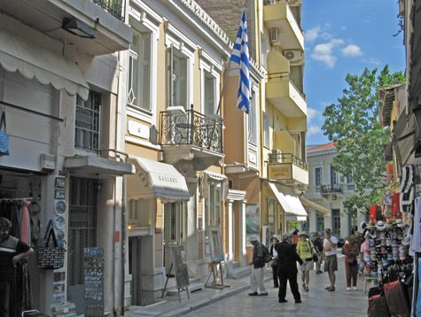 Hotels in Athens Greece and Area