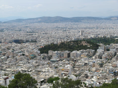 Hotels Near Plaka Athens